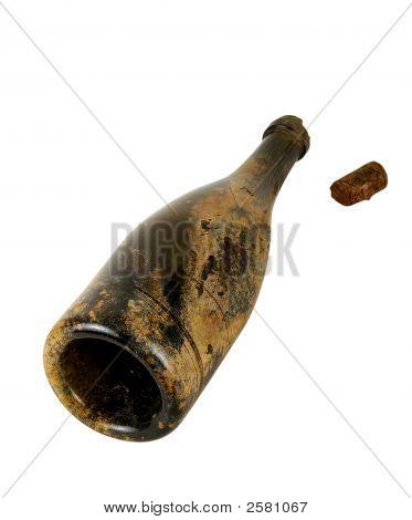 Antigua botella