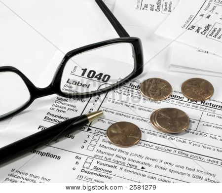 Form 1040 Tax Forms