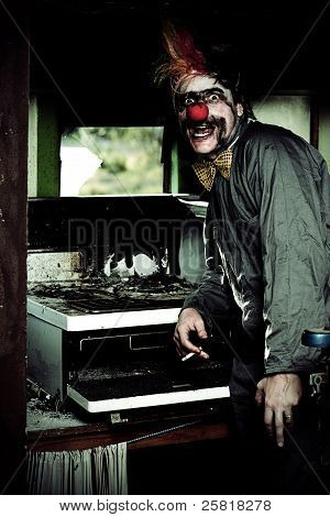 Mr Bungle The Kitchen Clown