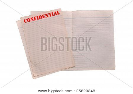 Confidential Paper