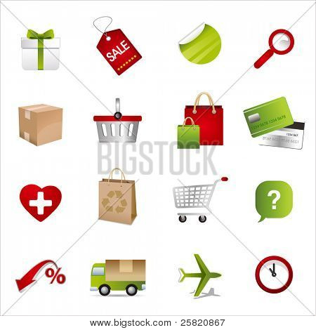 Online Shop pictogram