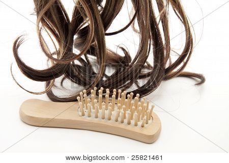 Ladies hairpiece