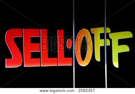Sell Off