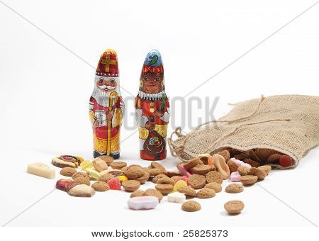 Holiday Sweets For Sinterklaas