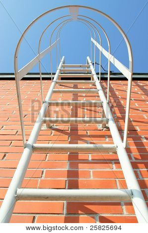 Ladder To The Roof