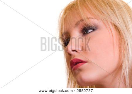 Mujer sensual