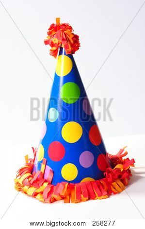 Birthday Celebration Hat