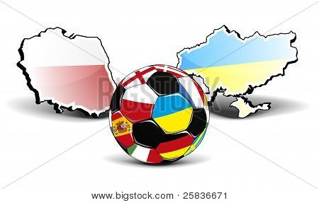 Ukraine Poland Football