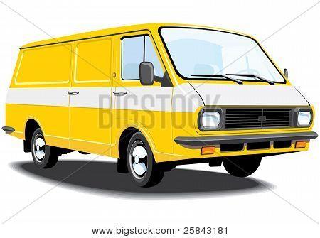 Delivery Van.