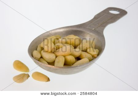 Tablespoon Of Pine Nuts