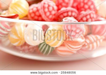 Doces de açúcar