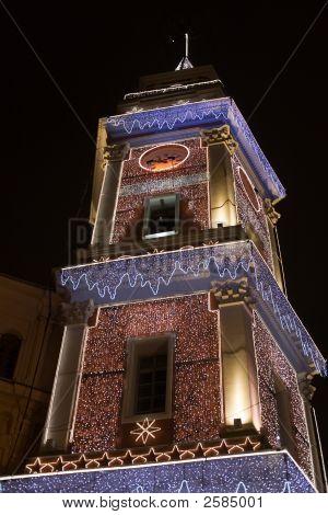 The New Year Duma Tower