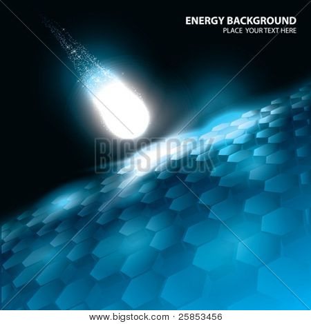 Vector ENERGY. Abstract Background