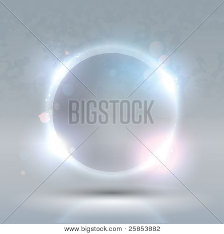Versión de la trama de esfera brillante de cristal. Resumen Antecedentes