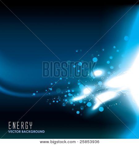 Vector Energy Explosion