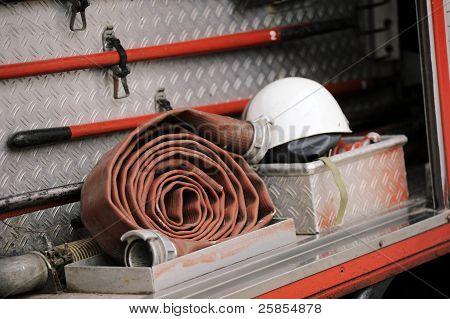Firefighting Truck Equipment
