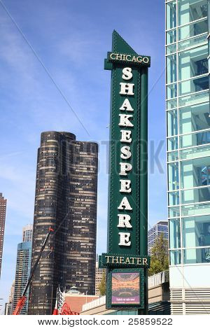 Shakespeare Theater Chicago, Illinois