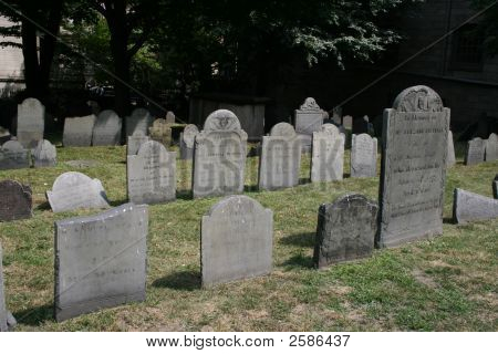 Boston Graveyard