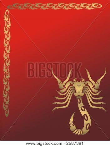 Skorpion Zodiac
