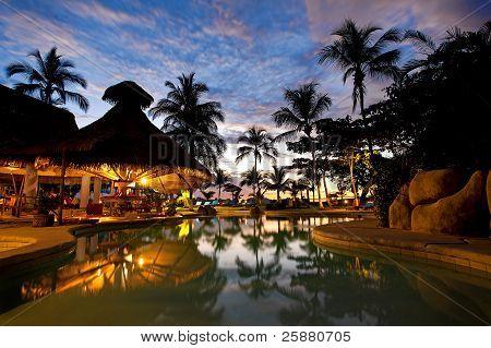 Costa Rica resort