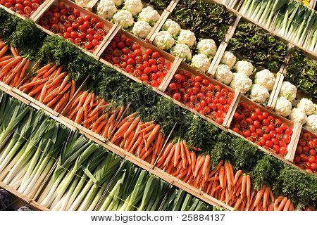 Vegetables Spirit