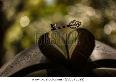 The Book And The Key
