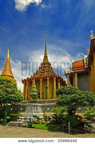 Authentic Architecture Thai Palace