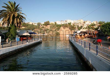 Aghios Nikolaos Lake