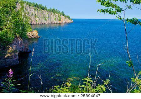 Lake Superior, Shovel Point