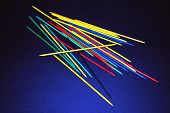 Colorful Pick Up Sticks Game poster