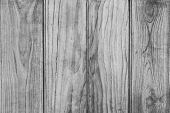 Close Up Rustic Wood Table With Grain Texture In Vintage Style. Surface Of Old Wood Plank In Macro C poster