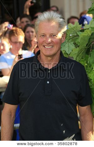 LOS ANGELES - AUG 6: Bruce Boxleitner at the premiere of Walt Disney Pictures' 'The Odd Life of Timothy Green' at the El Capitan Theater on August 6, 2012 in Los Angeles, California