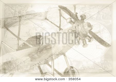 Biplane Map