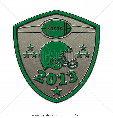 American Football Champions 2013 Shield
