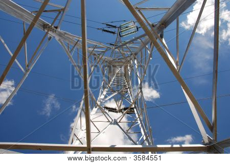 elektrische pylon