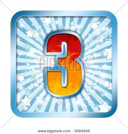 Three Celebration Numbers Series - 3