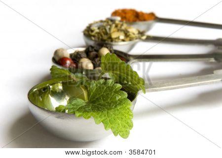 Escolha dos ingredientes