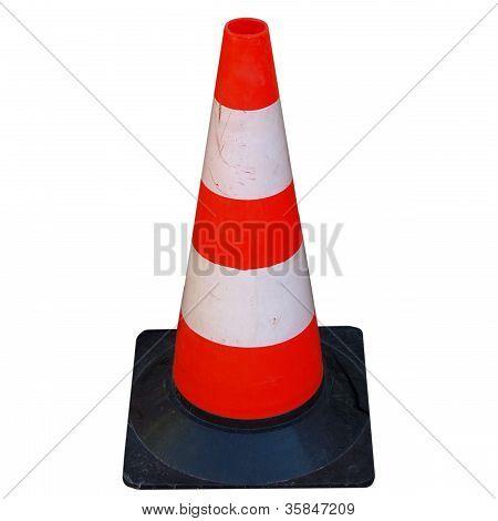 Cone de tráfego
