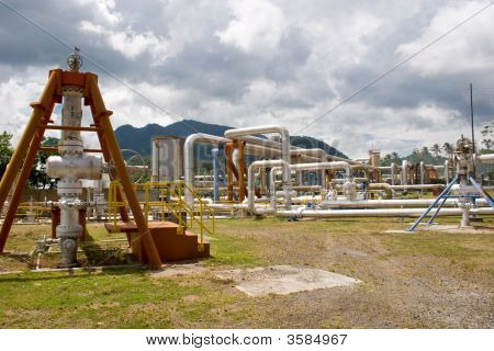 Geothermal Well