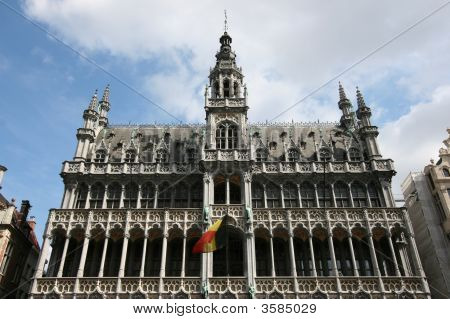 Brussels Landmark