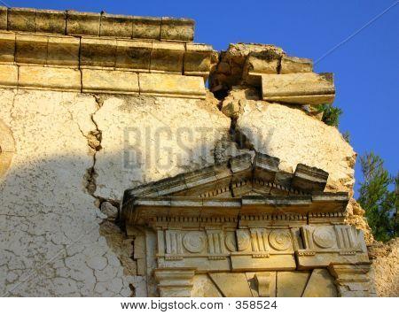 Ancient Church Ruins