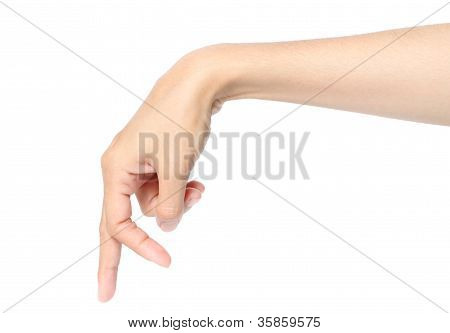 Walking Hand