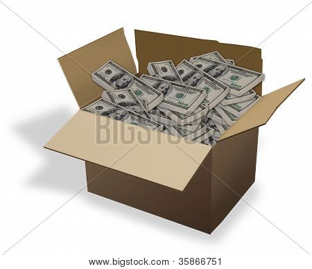 Box of Cash.