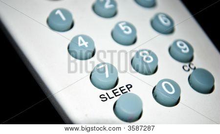 Remote Control Sleep Button Key
