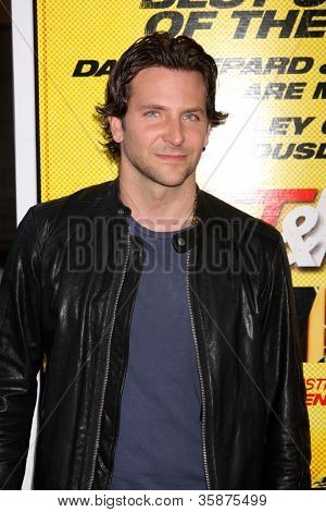 "LOS ANGELES - AUG 14:  Bradley Cooper arrives at the ""Hit & Run"" Los Angeles Premiere at Regal Cinema on August 14, 2012 in Los Angeles, CA"