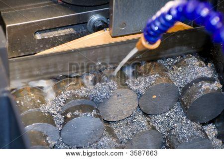 Herramienta de la máquina de sierra para metales