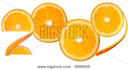 2009 Made Of Orange Slices