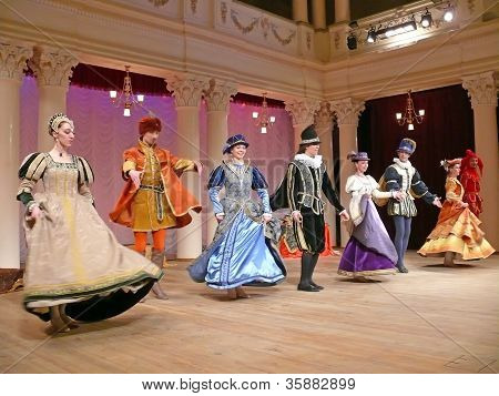 Great Fancy-dress Ball