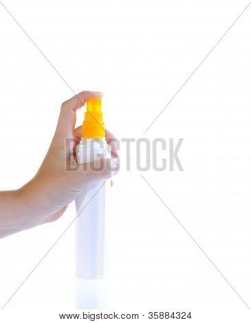 Sun Protection Spray.