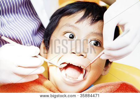 Examining Of Oral Cavity